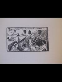 FRA ANGELICO PELERINAGES ENTRE FLORENCE ET ROME   VILLAIN 1933