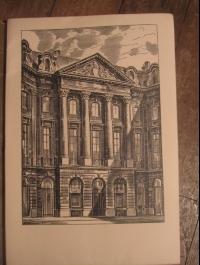 DEROY Henri / LES HOTELS DU CREDIT FONCIER /  PARIS 1952