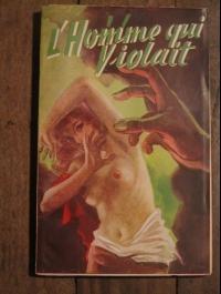 ANONYME / L'HOMME QUI VIOLAIT / PANAMA SD CIRCA 1950
