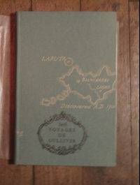 Jonathan SWIFT / LES VOYAGES DE LEMUEL GULLIVER / illustré 1949