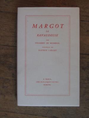 FOUGERET DE MONBRON / MARGOT LA RAVAUDEUSE / PAUVERT 1958
