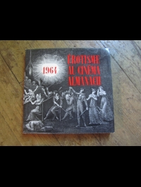 L'EROTISME AU CINEMA  ALMANACH 1964  / J.J. PAUVERT 1964