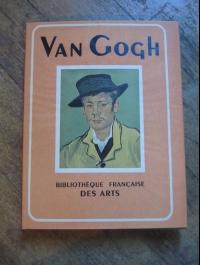 A.M. ROSSET / VAN GOGH / BIBLIOTHEQUE FRANCAISE DES ARTS 1941