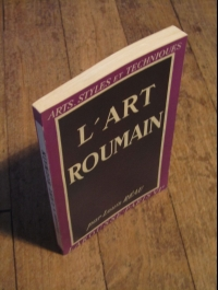 Louis REAU / L'ART ROUMAIN / ARTS - STYLES ET TECHNIQUES 1947