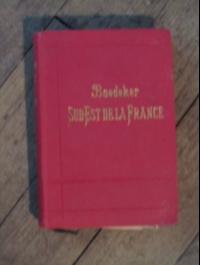 BAEDEKER / GUIDE DE PARIS:  PARIS ET SES ENVIRONS 1911