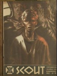 SCOUT  BIMENSUEL              N° 352 DECEMBRE 1958