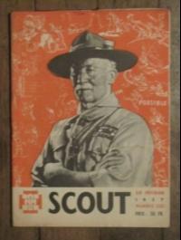 SCOUT  BIMENSUEL              N° 320  FEVRIER 1957