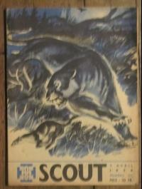 SCOUT  BIMENSUEL              N° 311   AVRIL 1956
