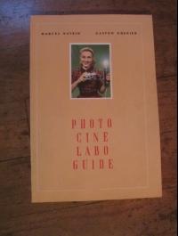 Marcel NATKIN / Gaston GRENIER / PHOTO CINE LABO GUIDE / 1955