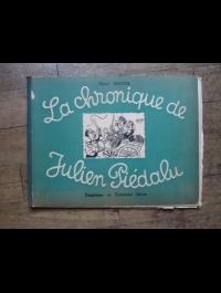 Henri BOUYER / LA CHRONIQUE DE LUCIEN PIEDALU / circa 1950