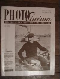 REVUE PHOTO CINEMA  MARS 1956  N° 653  / EDITION PAUL MONTEL