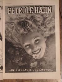 L'ILLUSTRATION ALBUM DE NOEL  1936