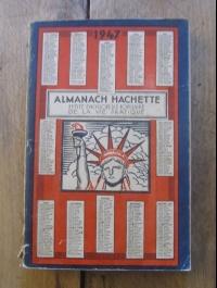 ALMANACH HACHETTE 1966