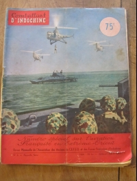 COMBATTANT D'INDOCHINE / SPECIAL AVIATION EXTREME ORIENT / 1952