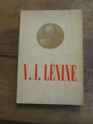 V. I. LENINE / COURTE BIOGRAPHIE / Etudes soviétiques 1969