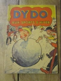 DYDO AU SPORTS D'HIVER /  / TEXTE ET DESSIN DURANE / 1951