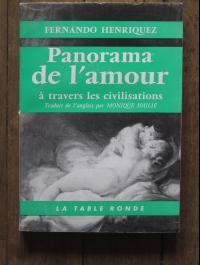 Fernando Henriquez   Panorama de l'amour à travers les civilisations