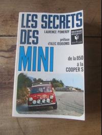 POMEROY ISSIGONIS / LES SECRETS DES MINI / DE LA 850 à la COOPER S / 1967