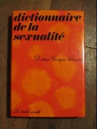 Georges Valensin    Dictionnaire de la sexualité  la tae ronde  1967