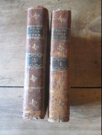 BERNARDIN DE SAINT-PIERRE / ETUDES DE LA NATURE / DIDOT LE JEUNE 1792