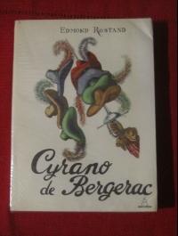 Edmond ROSTAND / CYRANO DE BERGERAC / ILLUSTRE GRADASSI / PANTHEON 1954