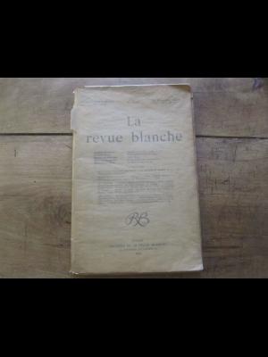 La Revue Blanche  N° 181   15 décembre 1900