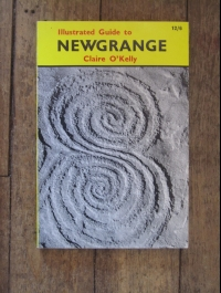 Claire O'KELLY / ILLUSTRATED GUIDE TO NEWGRANGE / 1967