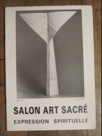 SALON ART SACRE EXPRESSION SPIRITUELLE 1987
