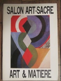 XXVIII ème SALON ART SACRE EXPRESSION SPIRITUELLE 1980