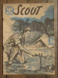 SCOUT BIMENSUEL N° 7 Avril 1959