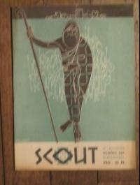 SCOUT BIMENSUEL N° 349 Novembre 1958