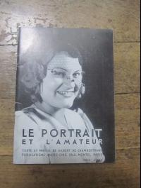 Gilbert de CHAMBERTAND / LE PORTRAIT ET L'AMATEUR /