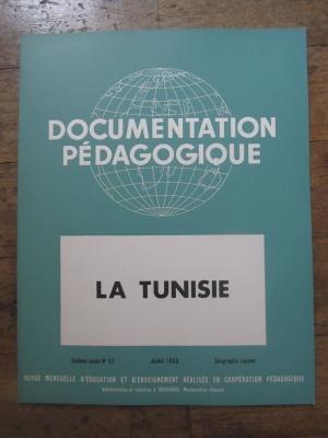 LA DOCUMENTATION PEDAGOGIQUE / PARIS L'AIR D'UNE CAPITALE / PHOTOS 1955