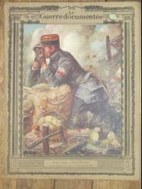 LA GUERRE DOCUMENTEE la guerre et les artistes N°35