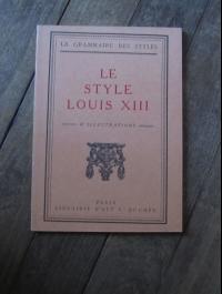 LA GRAMMAIRE DES STYLES / L'ART GREC et L'ART ROMAIN / DUCHER 1938