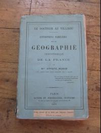 Hippolyte MEUNIER / ENTRETIENS FAMILIERS SUR LA GEOGRAPHIE INDUSTRIELLE / 1875