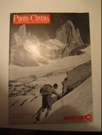 REVUE PHOTO CINEMA NOVEMBRE 1952 N° 613 / EDITION PAUL MONTEL FITZROY