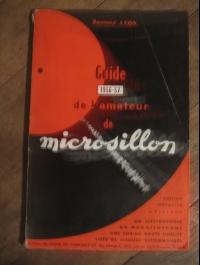 Raymond LYON / GUIDE 1956-57 DE L'AMATEUR DE MICROSILLON