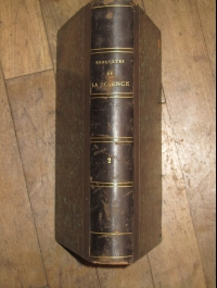 LES NOUVELLES CONQUETES DE LA SCIENCE LOUIS FIGUIER 1886