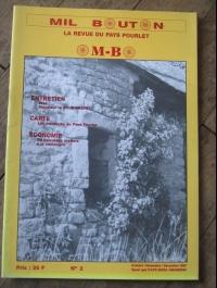 MIL BOUTON La revue du pays Pourleth N°2 1993