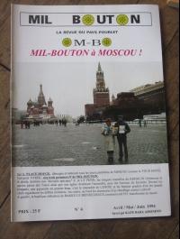 MIL BOUTON La revue du pays Pourleth N°4 1994