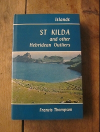 THOMPSON / ST KILDA and other HEBRIDEAN OUTLIERS / ISLANDS SERIES 1970