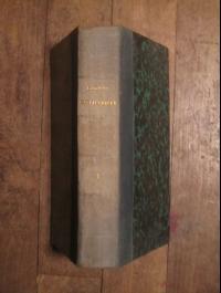 R.P. LECANUEL / MONTALEMBERT - sa jeunesse 1810-1836 / 1898