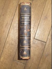 Gustav eduard BENSELER / GRIECHISCH-DEUTSCHES / 1891