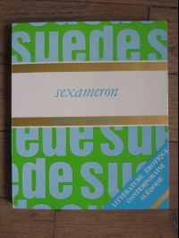 COLLECTIF / SEXAMERON / LITTERATURE EROTIQUE SUEDOISE / 1970
