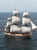 Cartes Postales navires de guerre et de commerce.